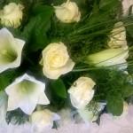Lilja/ruusu Surulaite Hinta: 85 € Tilaustunnus: LRS